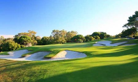 Cottesloe Golf Club Cover Picture