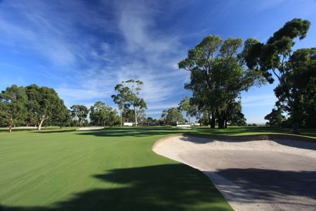 Cranbourne golf club cover picture