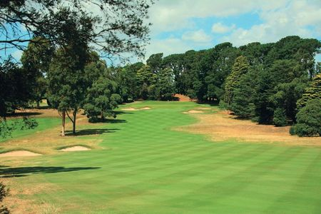 Riversdale Golf Club Cover Picture