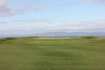 Overview of golf course named Bundoran Golf Club