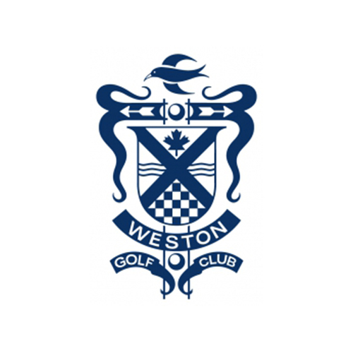 Logo of golf course named Weston Golf and Country Club