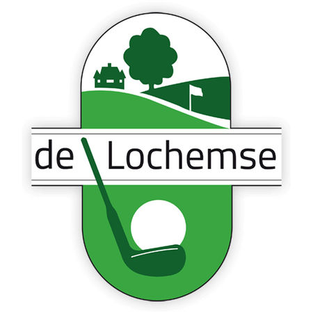 Logo of golf course named Lochemse Golf and Country Club de Graafschap