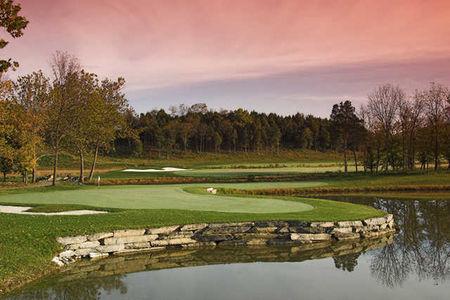 Blue Ridge Shadows Golf Club Cover Picture