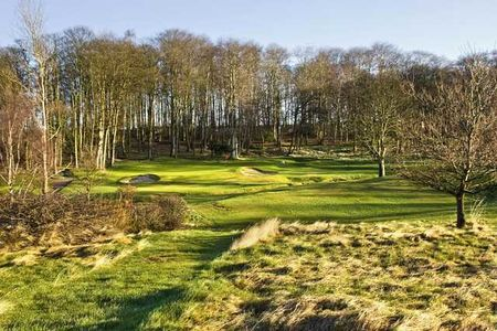 Overview of golf course named Pitreavie Golf Club