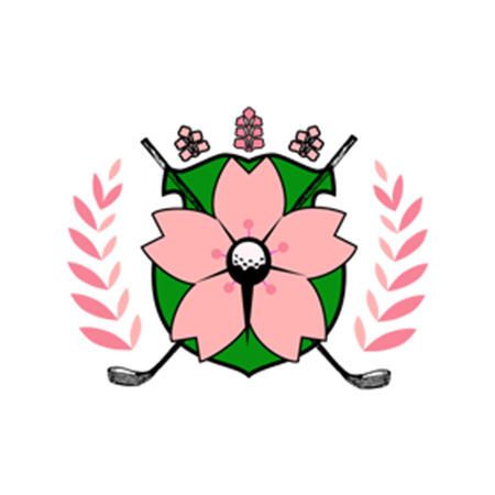 Logo of golf course named Hirono Golf Club