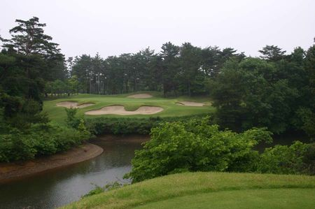 Overview of golf course named Ono Golf Club