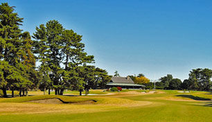 Overview of golf course named Sagami Country Club