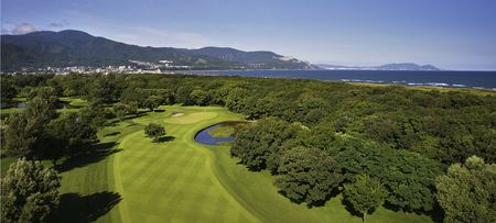 Overview of golf course named Otaru Country Club