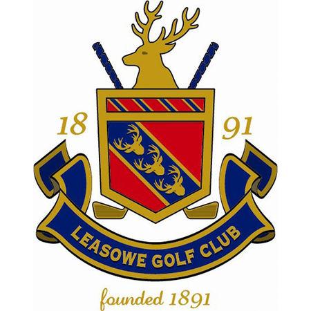 Logo of golf course named Leasowe Golf Club