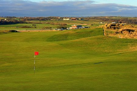 Overview of golf course named Hartlepool Golf Club