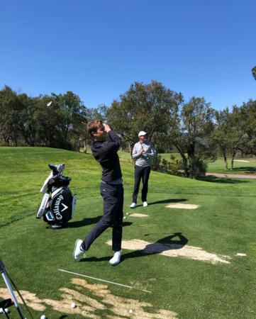 Centro nacional de golf thomas detry checkin picture