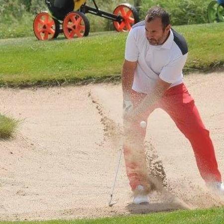 Avatar of golfer named Davide Del Canale