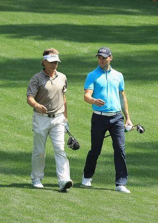 Harbour town golf links at sea pines resort martin kaymer checkin picture