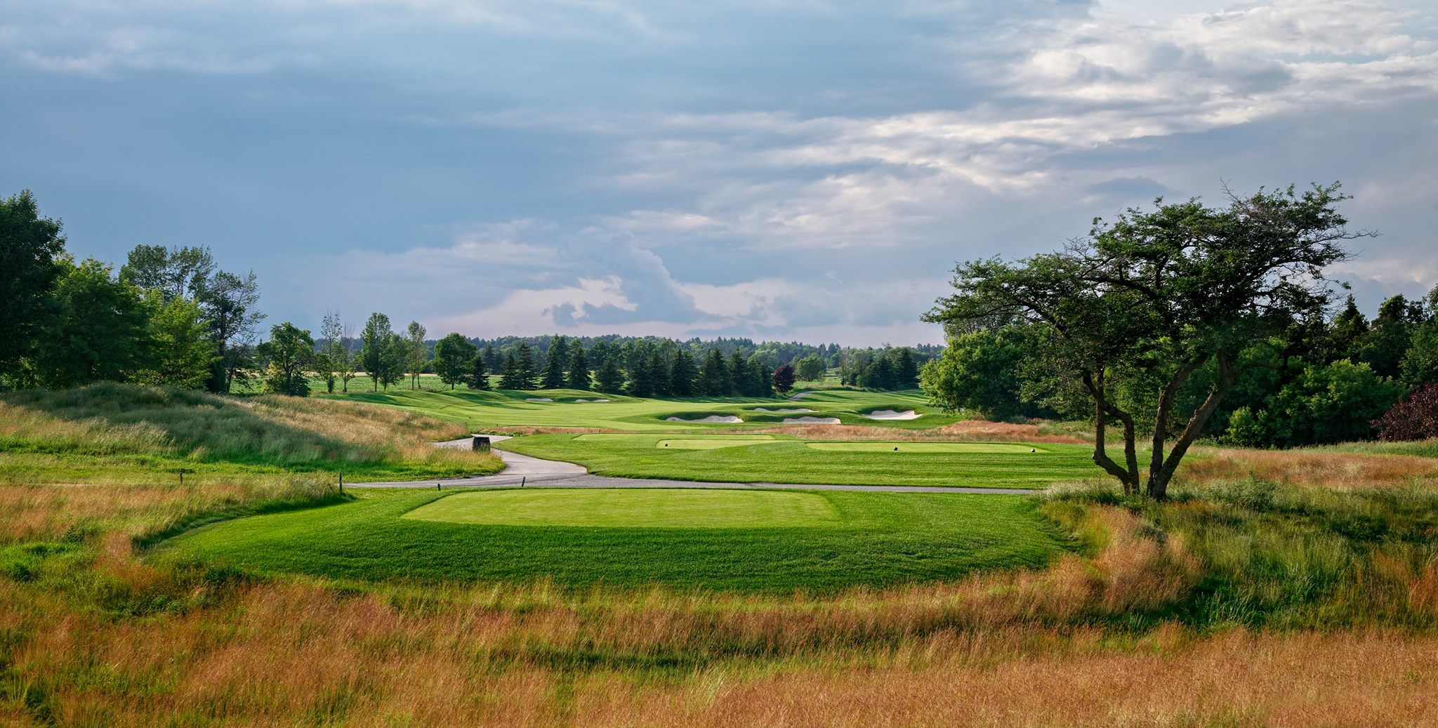 Angus glen golf club south course cover picture
