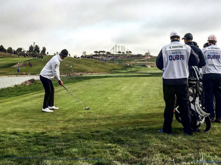 Centro nacional de golf renato paratore checkin picture
