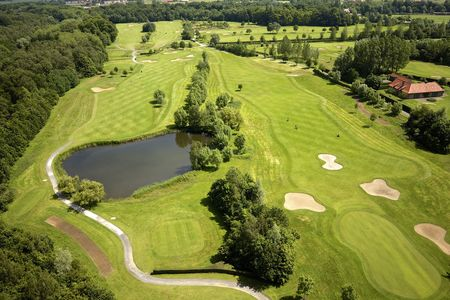 Overview of golf course named Golf and Country Club de Palingbeek