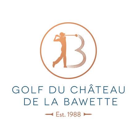 Logo of golf course named Golf Du Chateau de La Bawette