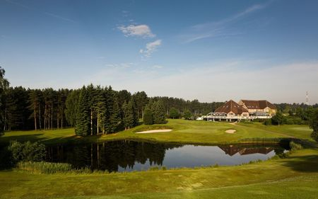 Spiegelven Golf Club Cover Picture