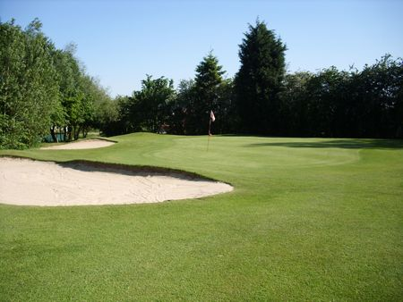 Overview of golf course named Ieper Open Golf