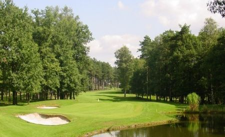Overview of golf course named Golfforum