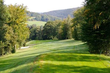Overview of golf course named International Gomze Golf Club