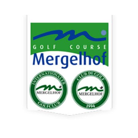 Logo of golf course named Mergelhof Golf Club