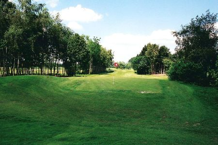 Overview of golf course named Golfcentrum Puurs