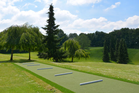 Overview of golf course named Pro1golf Golf Liege