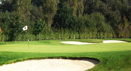 Golf Club de Kluizen Cover