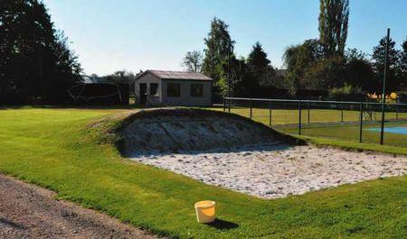 Overview of golf course named Golf Club de Bertransart
