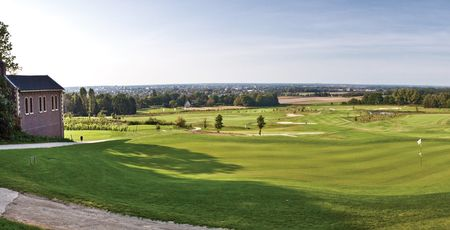Overview of golf course named Maastricht International Golf Club