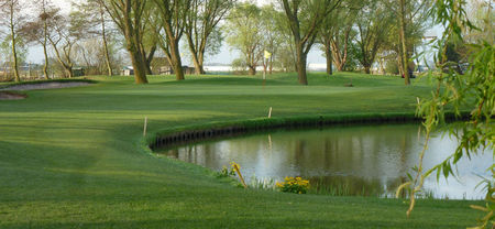 Overview of golf course named Golf Club de Vijf Margen