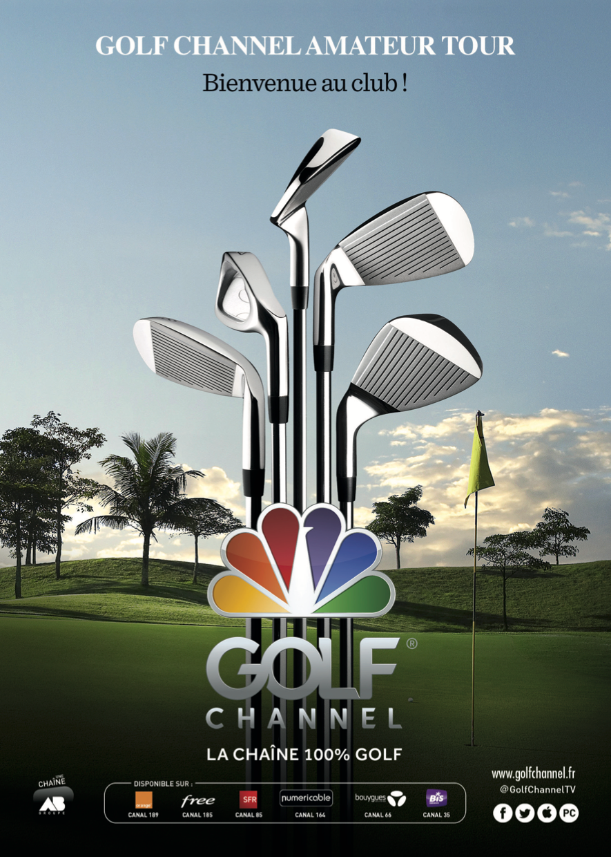 Cover of golf event named GOLF CHANNEL AMATEUR TOUR 2018 #2