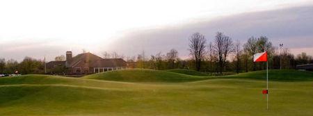 Utrechtse Amelisweerd Golf Club Cover