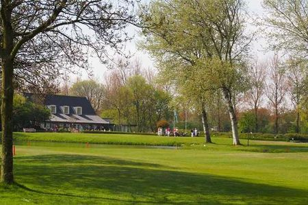 Overview of golf course named Wassenaarse Golfclub Rozenstein