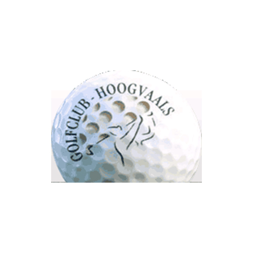 Logo of golf course named Golfclub Hoog Vaals