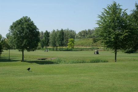 Overview of golf course named Golfclub de Merwelanden