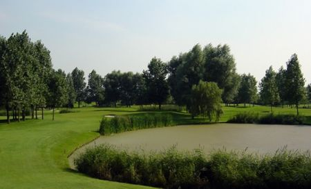 Overview of golf course named Oegstgeester Golfclub