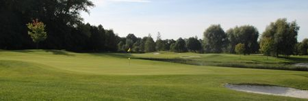 Overview of golf course named Golfclub Kromme Rijn