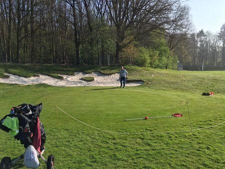 Wageningse Golfclub Cover