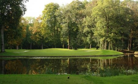 Overview of golf course named Golfclub de Haar