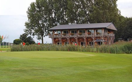 Overview of golf course named Golfclub Weesp