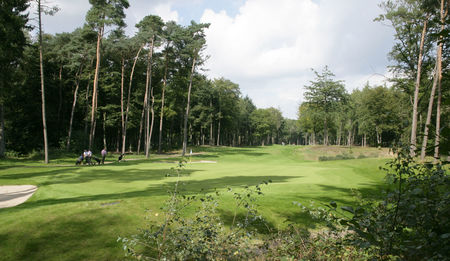 Overview of golf course named Anderstein Golf Club