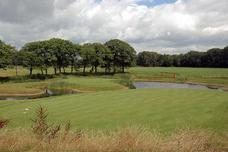 Overview of golf course named Golfclub Slottermolen