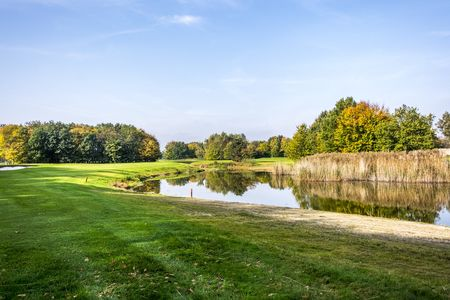 Overview of golf course named de Oosterhoutse Golfclub