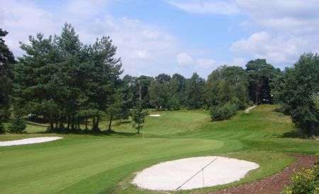 Overview of golf course named Golf and Country Club de Biltse Duinen