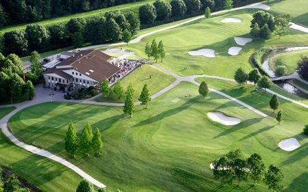 Golfclub Cromstrijen Cover