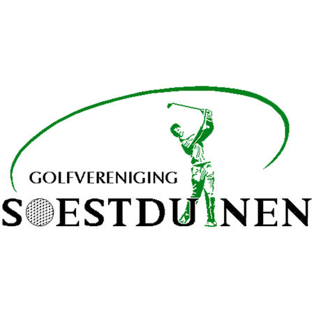 Logo of golf course named Golfvereniging Soestduinen