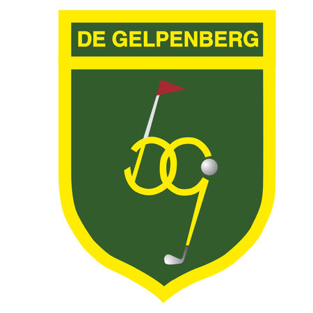 Logo of golf course named Drentse Golfclub 'de Gelpenberg