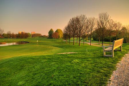 Rijswijkse Golfclub Cover Picture